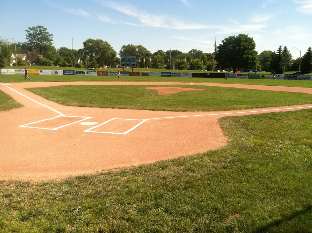 Northeast Little League Field: 1899 N Trumbull Dr, Bay City, MI