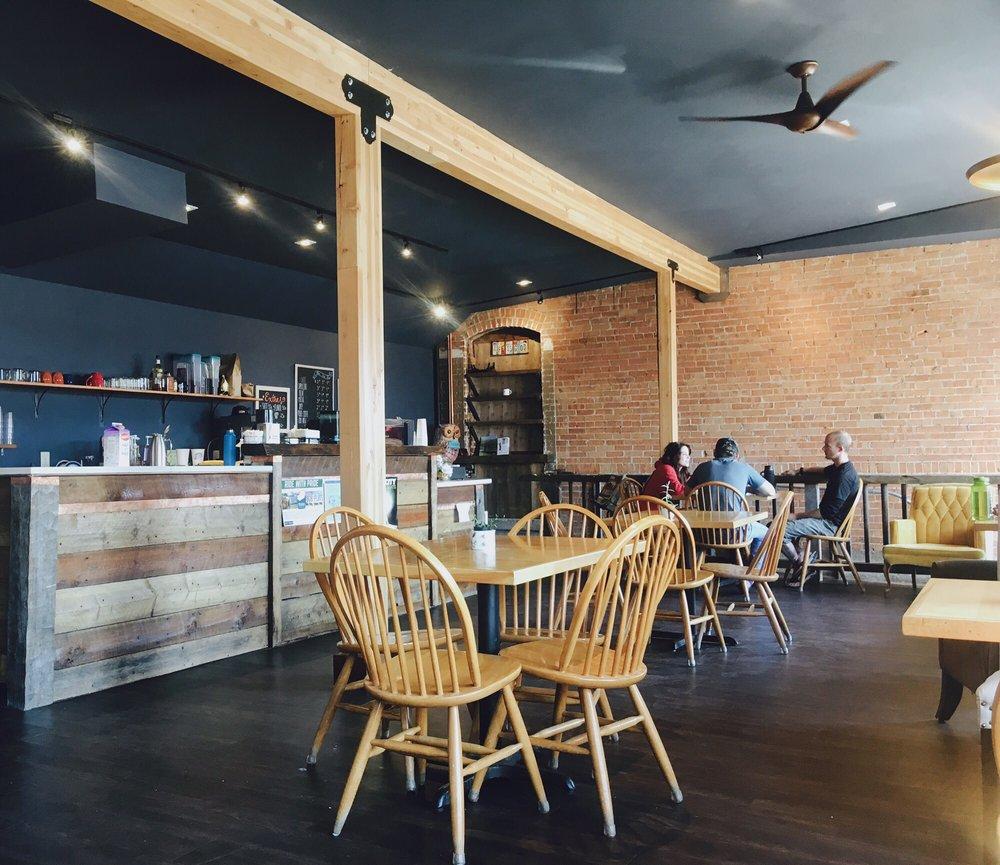 Odd Fellows Coffee House: 111 6th St W, Columbia Falls, MT