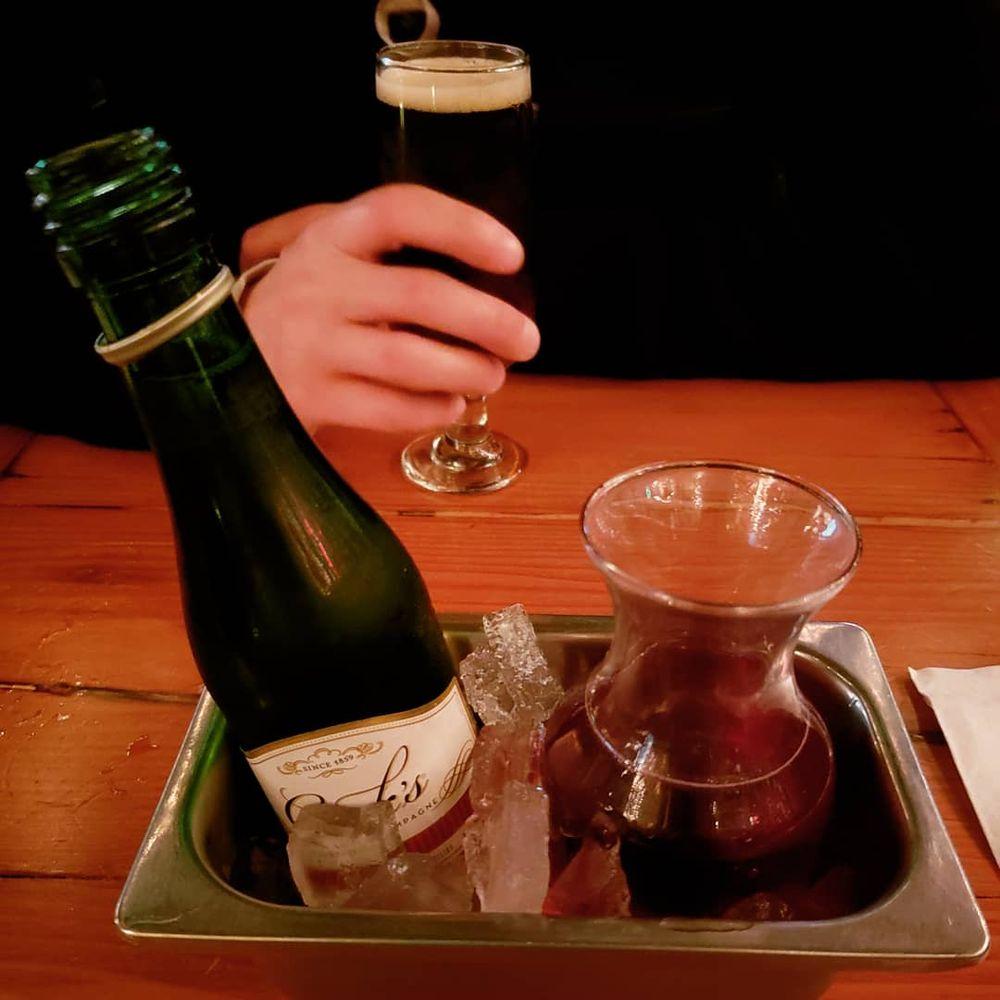 McGillin's Olde Ale House: 1310 Drury St, Philadelphia, PA
