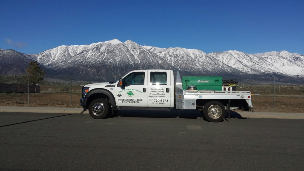 Chris McRae's Tree Service: 470 Foothill Rd, Gardnerville, NV