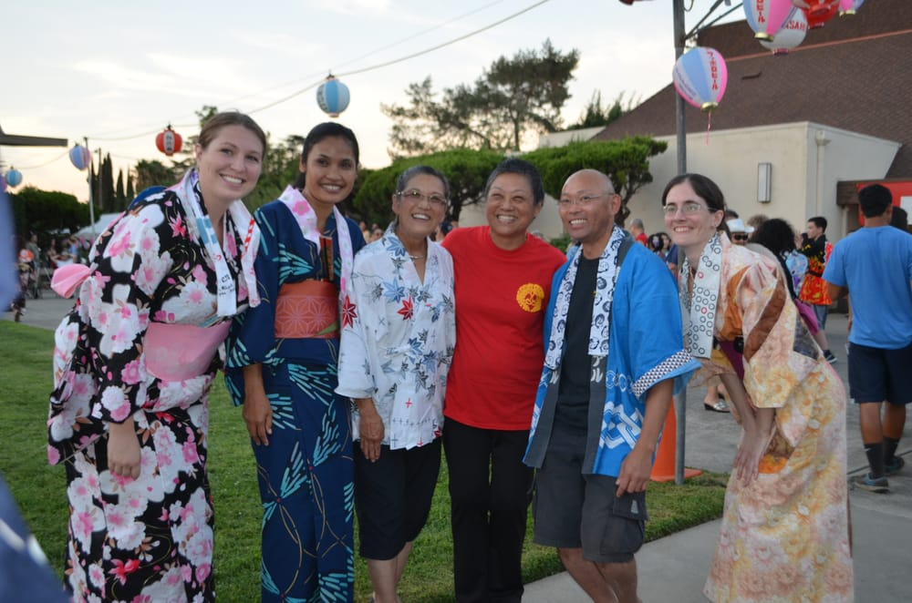 Stockton Buddhist Church Japanese Food Festival & Bon Odori