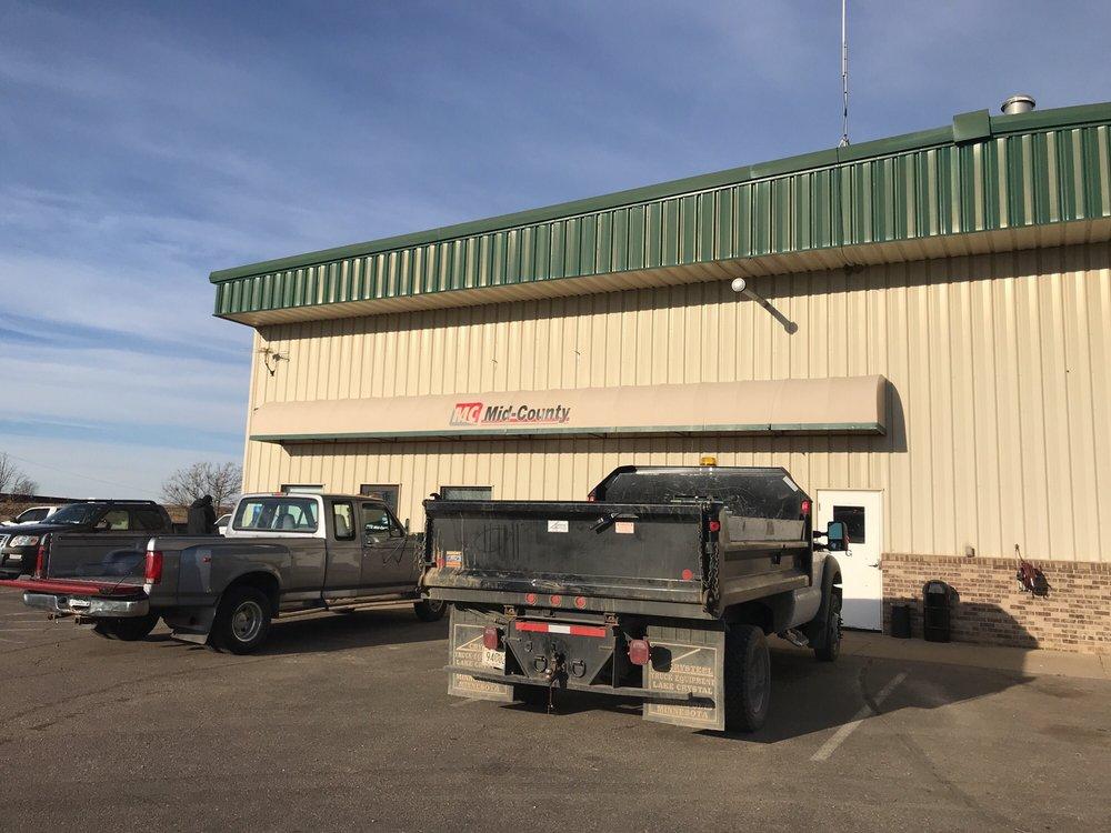 Mid-County Auto Truck & Tire Center: 710 W Lake St, Cologne, MN