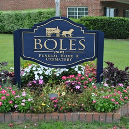 Boles Funeral Home Crematory Southern Pines Nc