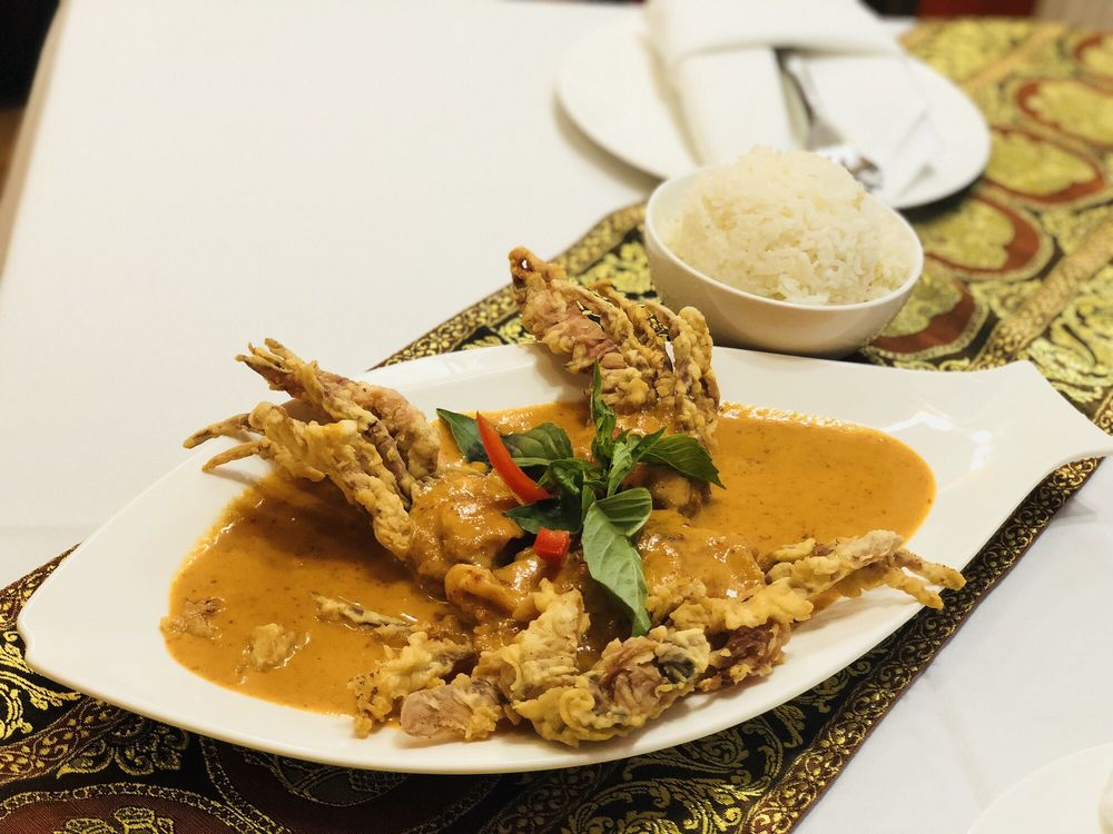 Best Thai Kitchen: 4 East Federal St, Middleburg, VA