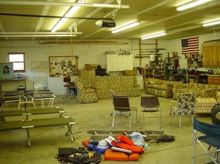 Four Pines Hostel: 6164 Newport Rd, Roanoke, VA
