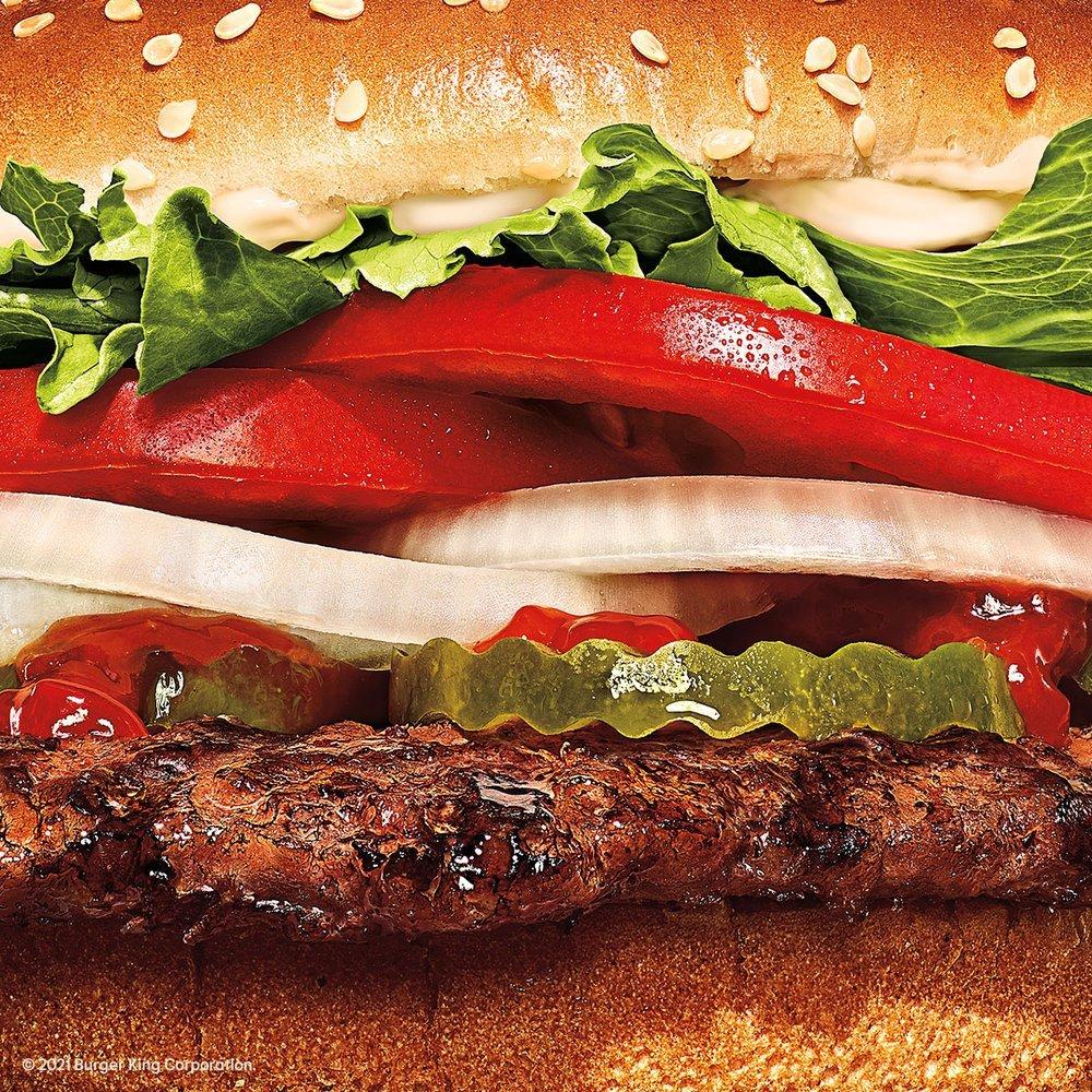 Burger King: 1335 E Center St, Ithaca, MI