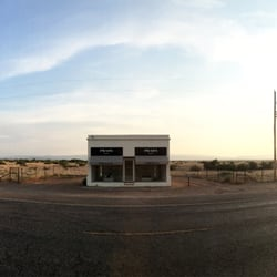 Photo Of Prada Marfa   Valentine, TX, United States. Elmgreen U0026 Dragset;