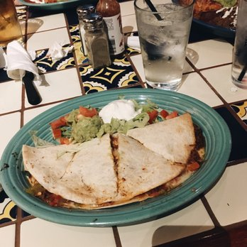 Photo Of Margaritas Mexican Restaurant Collegeville Pa United States Quesadilla Extravaganza