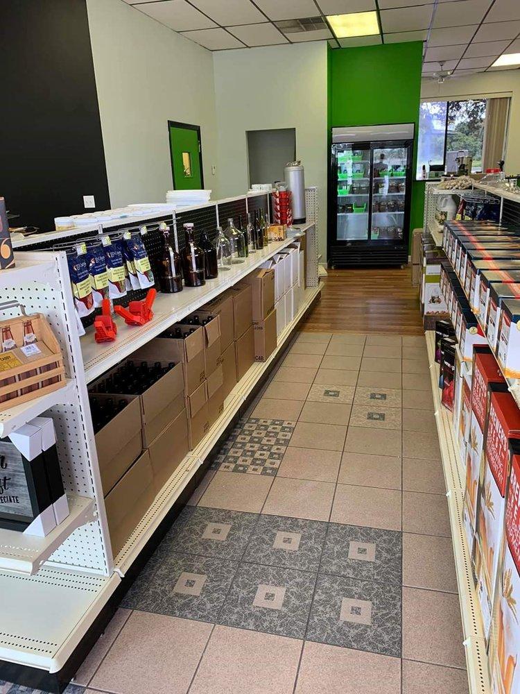 Dudes Who Brew Homebrew Supply Store: 4152 Okeechobee Rd, Fort Pierce, FL