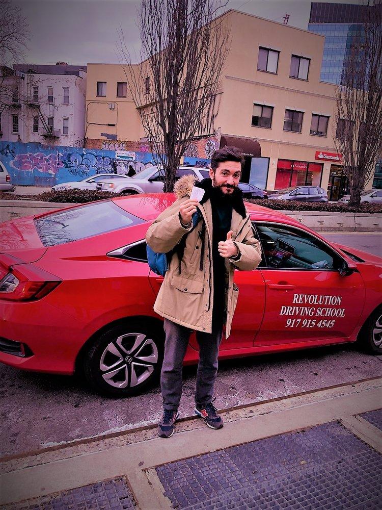 Revolution Driving School: 24-20 Jackson Ave, Queens, NY