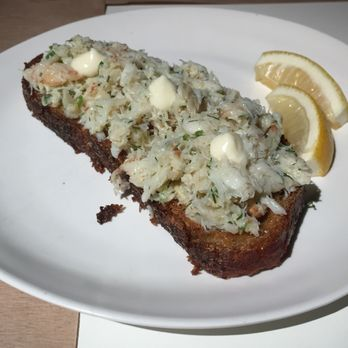Photo Of ABC Kitchen   New York, NY, United States. Crab Toast With