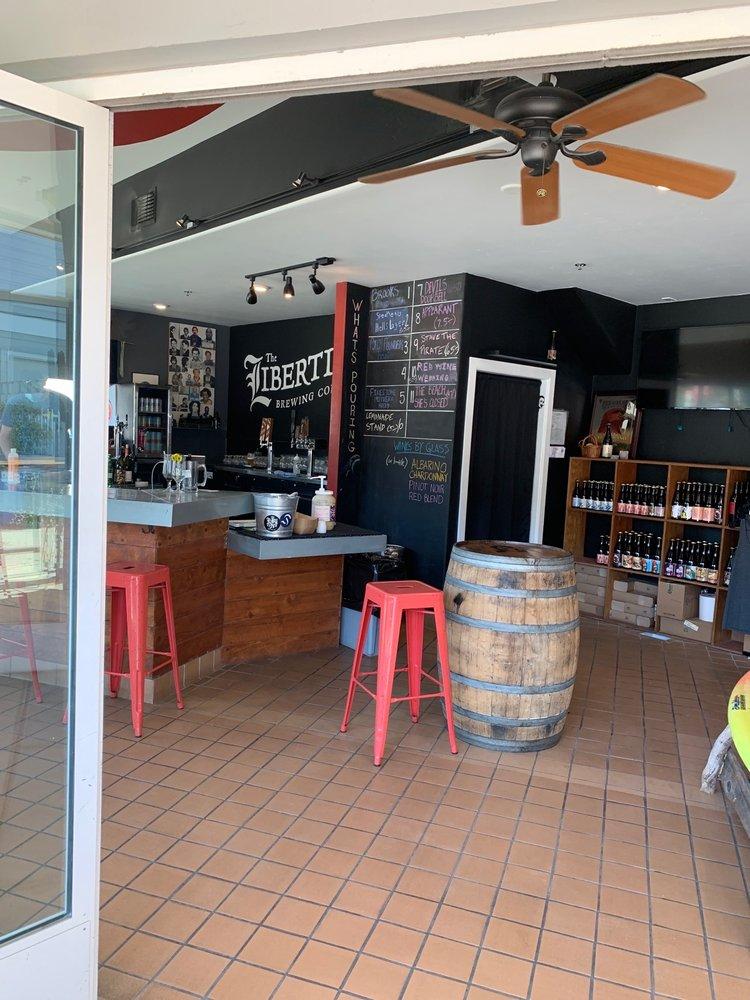 Libertine Brewing Company - Avila: 90 San Miguel St, Avila Beach, CA