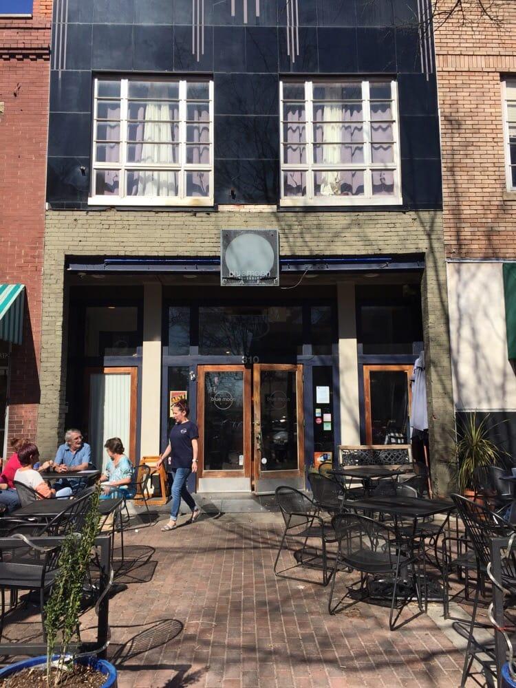 Blue Moon Cafe Nc