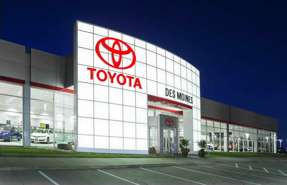 High Quality Toyota Of Des Moines   51 Photos U0026 26 Reviews   Auto Repair   1650 SE 37th  St, Grimes, IA   Phone Number   Yelp