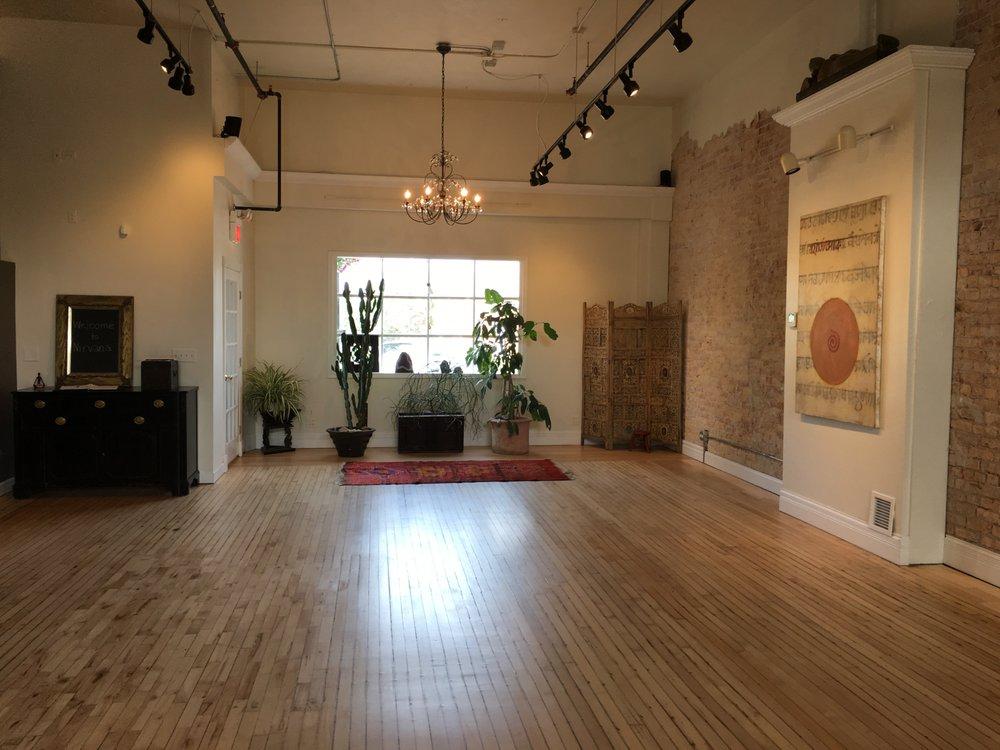 Nirvana Yoga Studio: 211 Park Ave, Barrington, IL