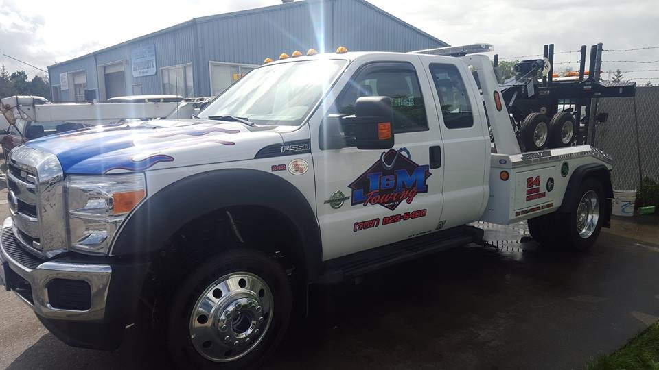 Towing business in Arcata, CA
