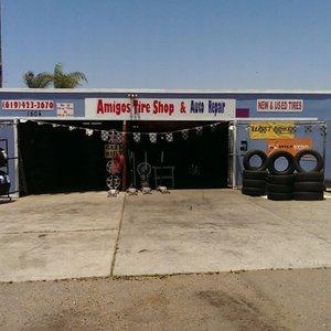 Amigos Tire Shop >> Amigo Tire Auto Repair 10 Reviews Auto Repair 1504