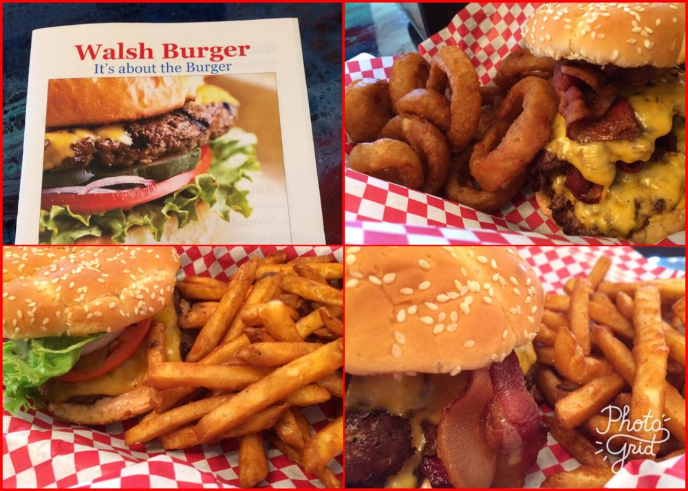 Walsh Burger: 617 6th St, Alamosa, CO