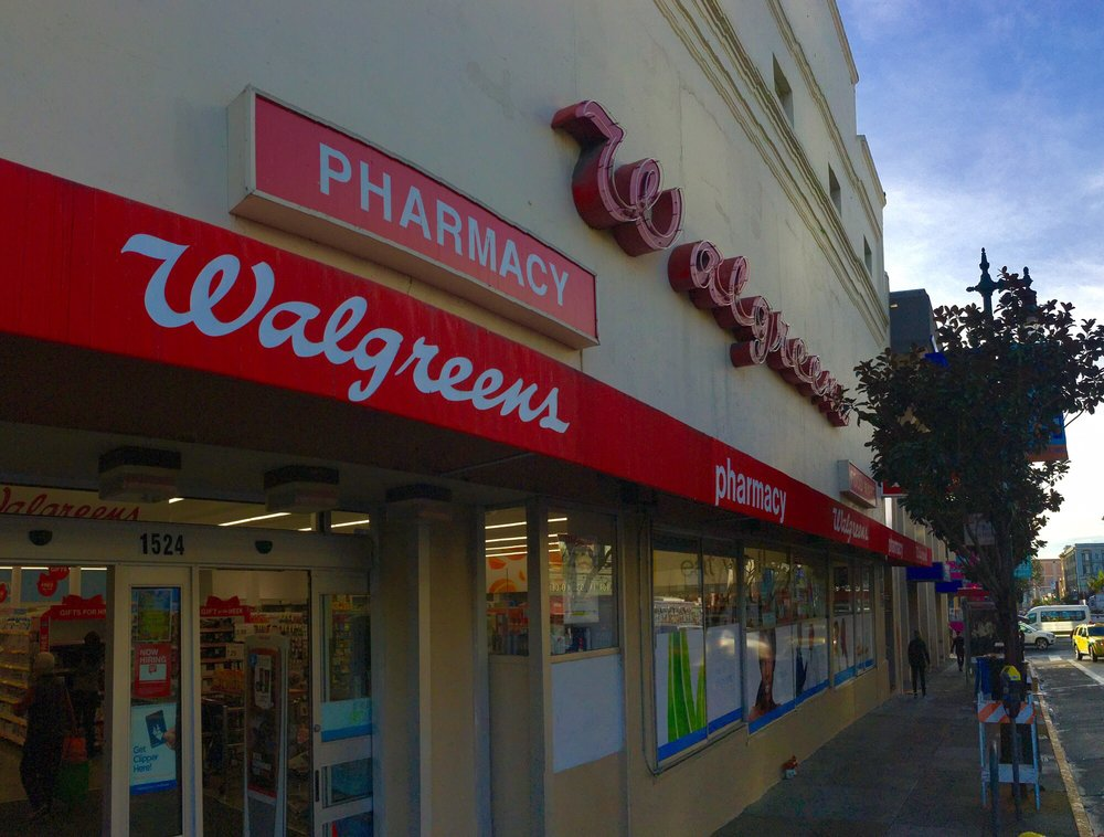 Walgreens - 55 Reviews - Drugstores - 1524 Polk St, Nob Hill
