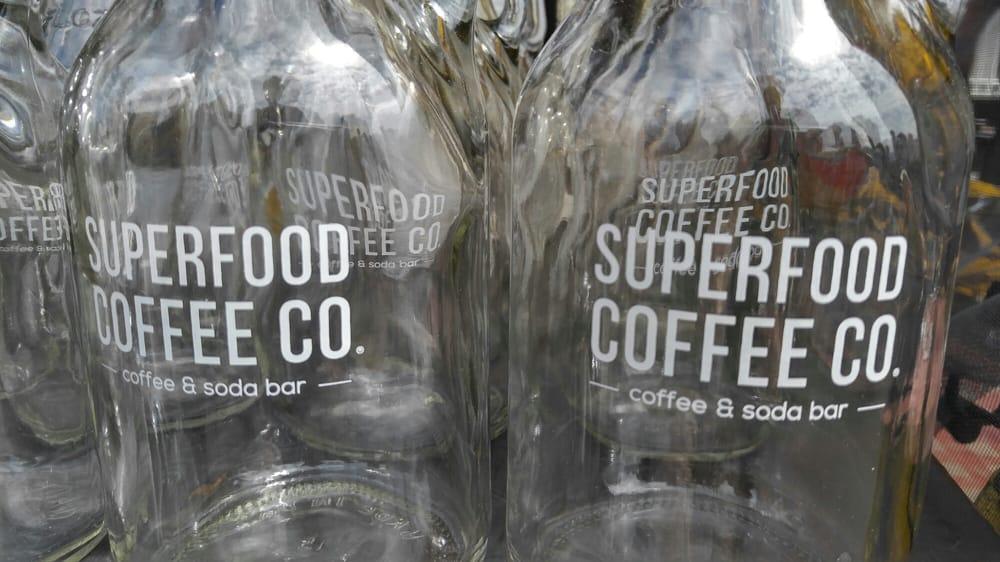 Superfood Coffee Co.: 3000 N Park Way, San Diego, CA