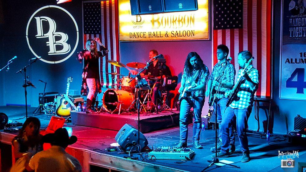The Dirty Bourbon Dance Hall and Saloon