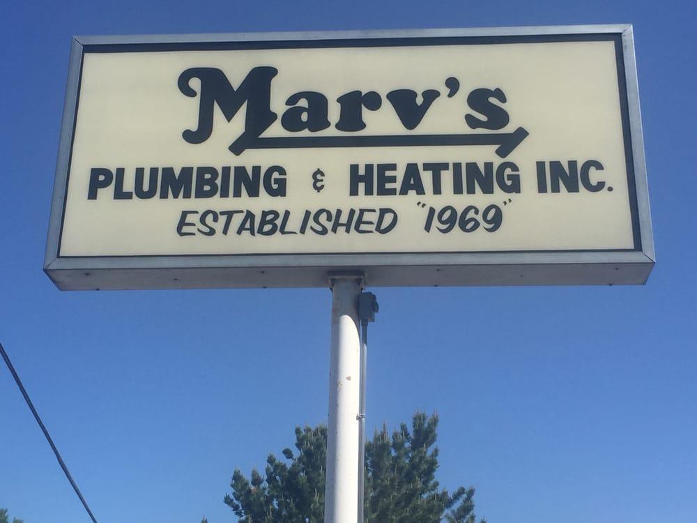 Marv's Plumbing & Heating: 1515 Logan Ave, Cheyenne, WY