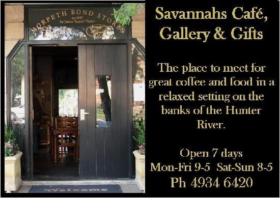 Savannah on Swan - Restaurants - 128 Swan St, Morpeth New