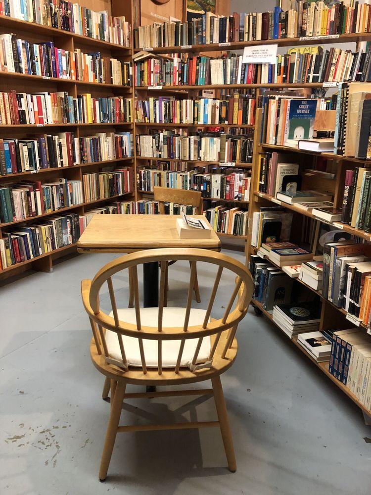 Tsunami Books: 2585 Willamette St, Eugene, OR