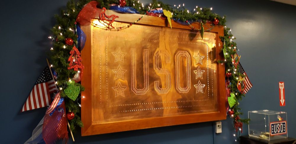 USO: 9800 Airport Blvd, San Antonio, TX