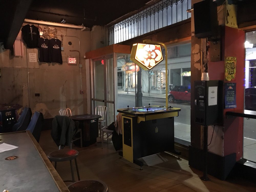 Barcade: 56 Orange St, New Haven, CT