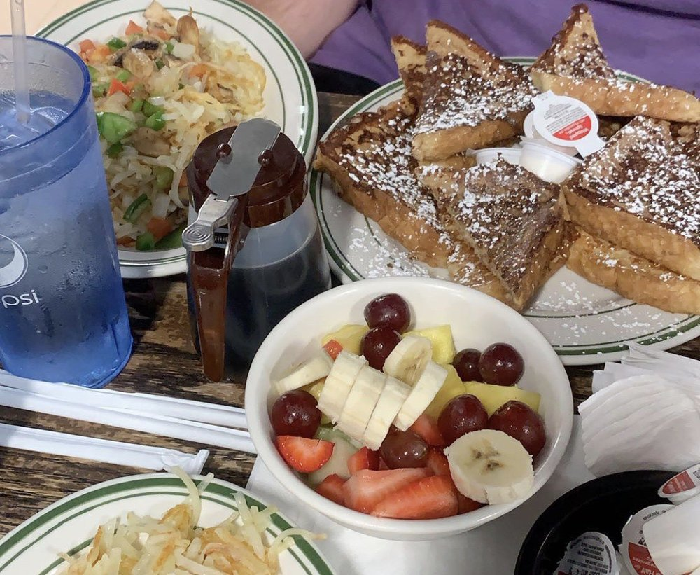 Union Street Diner: 70 W Union St, Athens, OH