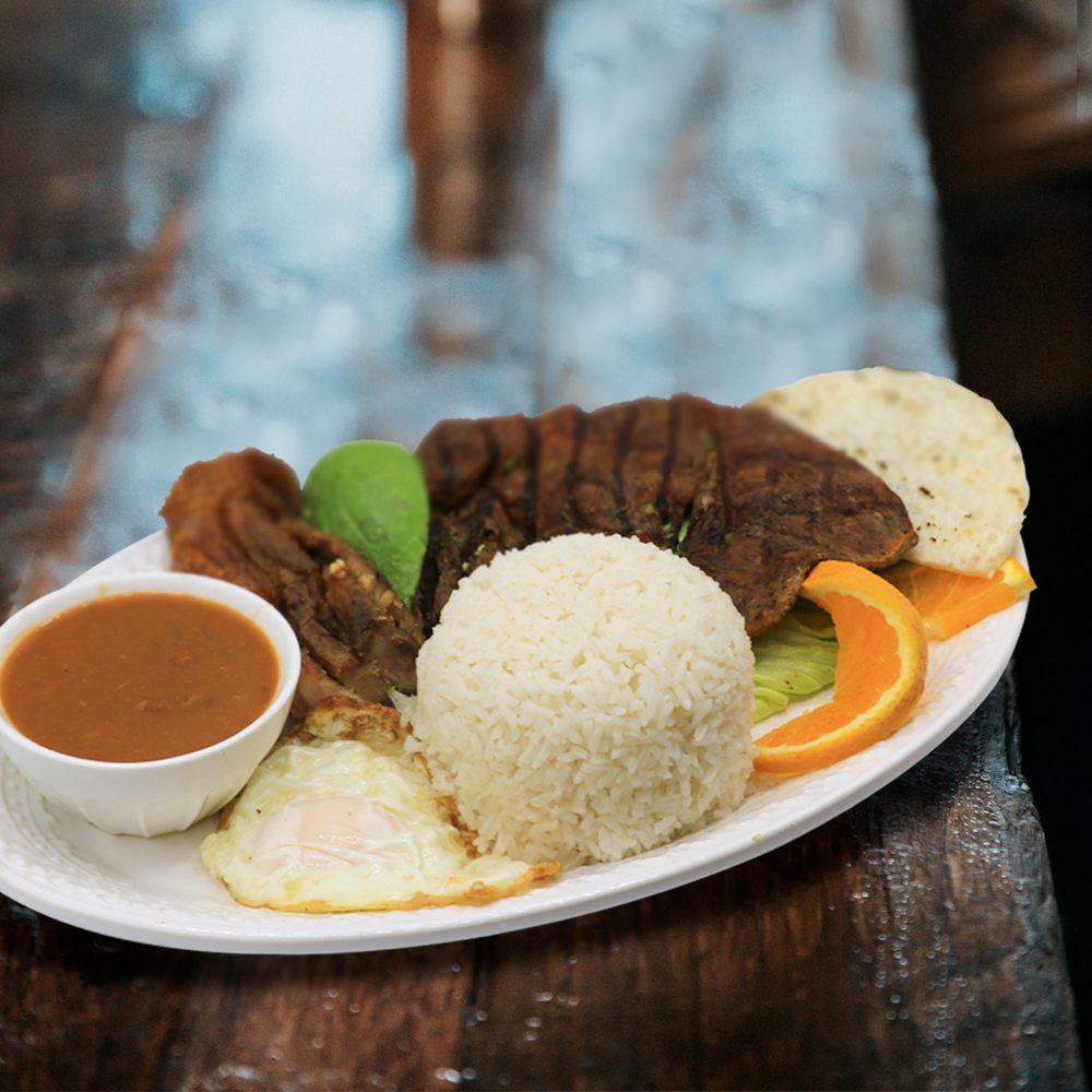 La Aurora Dominican Restaurant: 239-17 Braddock Ave, Jamaica, NY