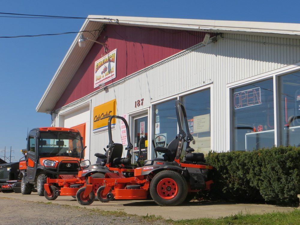 Emerich Sales & Service: 187 Valentine Rd, Charlton, NY