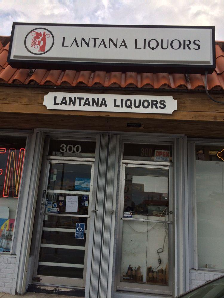 Lantana Liquors: 300 W Mango St, Lantana, FL