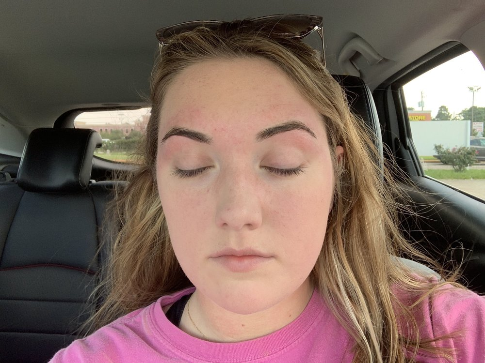 Lovely eyebrow threading: 12611 Woodforest Blvd, Houston, TX
