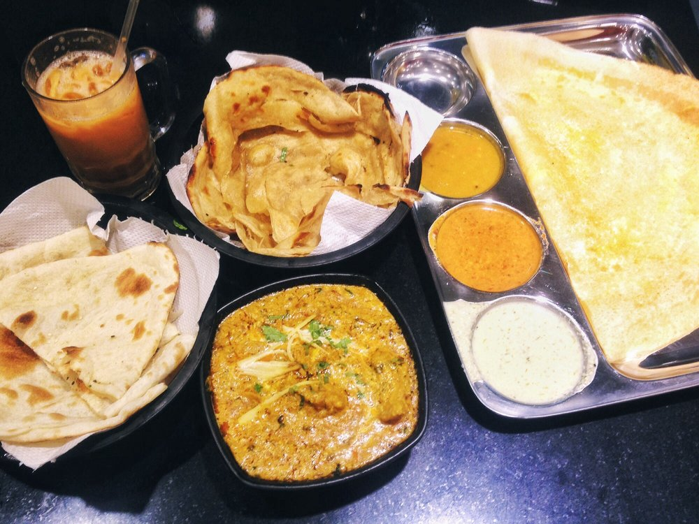 Velu'S Curry Singapore
