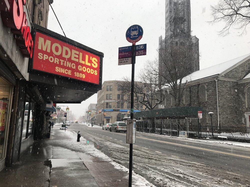 Modell's Sporting Goods: 2101 Church Ave, Brooklyn, NY