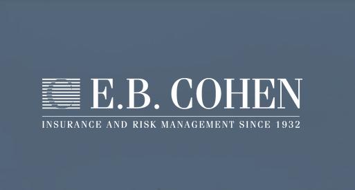 EB Cohen Insurance and Risk Management   101 Eisenhower Pkwy, Roseland, NJ, 07068   +1 (973) 403-9500