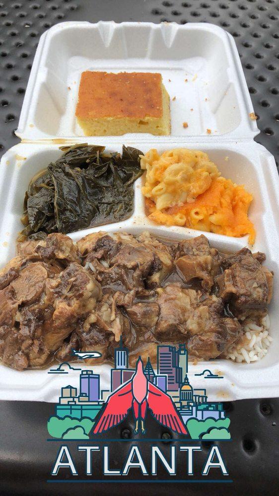 Walter's Soul Food Cafe: 394 Cleveland Ave SW, Atlanta, GA