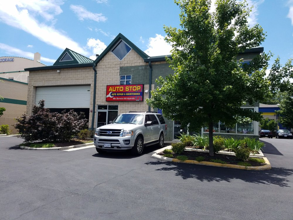 Auto Stop Falls Church: 5635 Leesburg Pike, Falls Church, VA