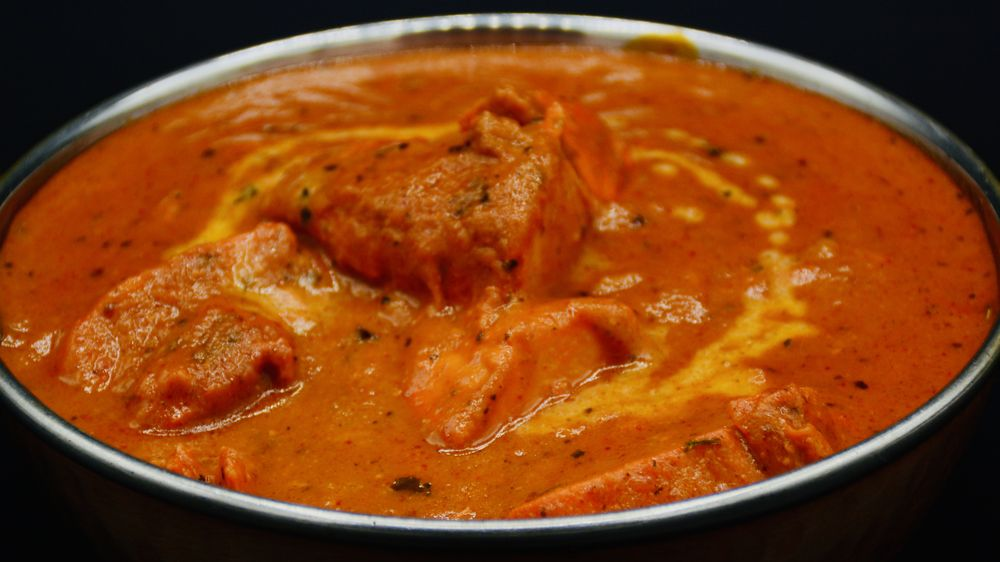 Food from Himalayan Curry House