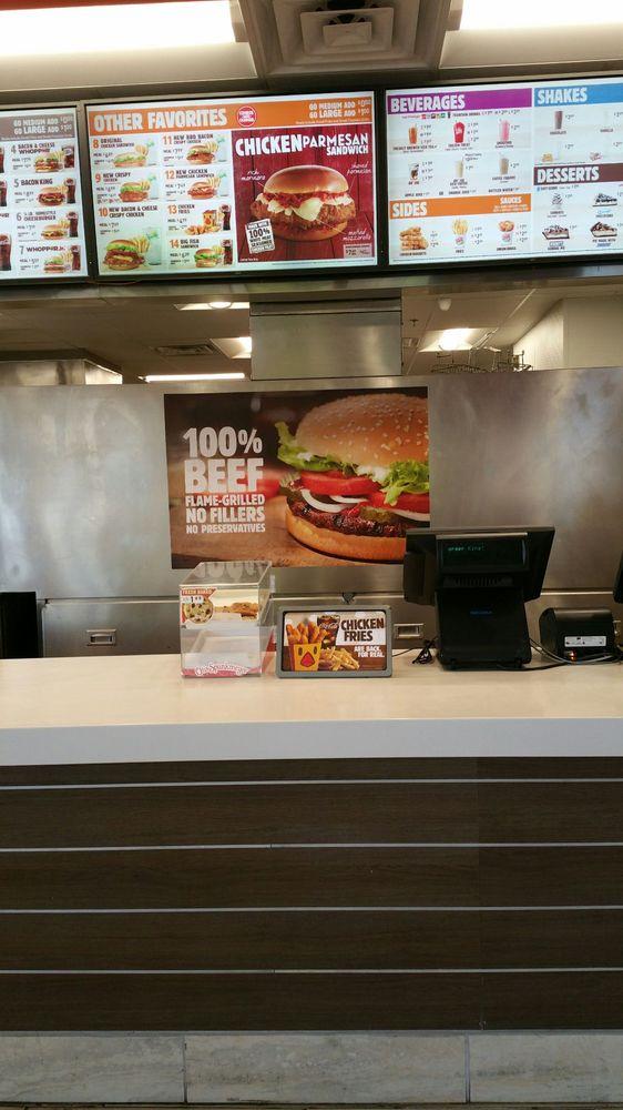 Burger King: 1093 US Hwy 301 S, Baldwin, FL