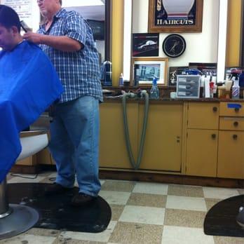 ... Barber Shoppe - Hemet, CA, United States. Max the barber - chair #1