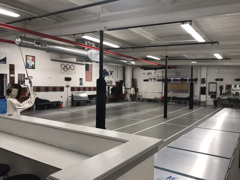 Bay State Fencers: 561 Windsor St, Somerville, MA