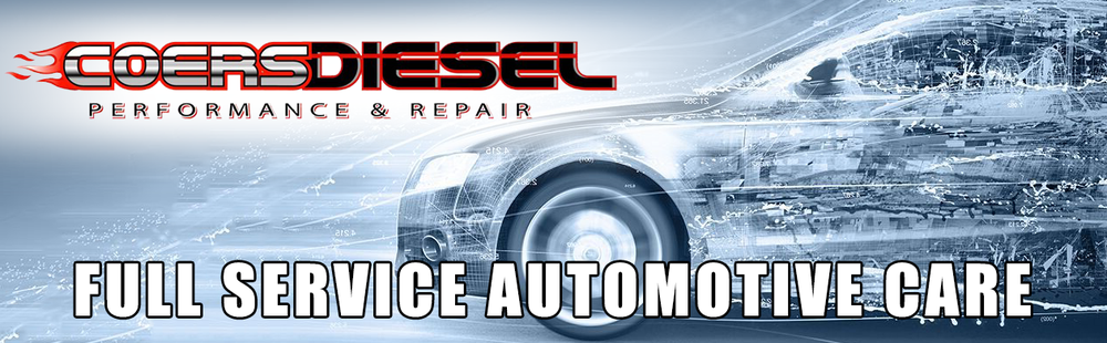 Coers Diesel Performance & Repair: 508 Franklin St, Emden, IL