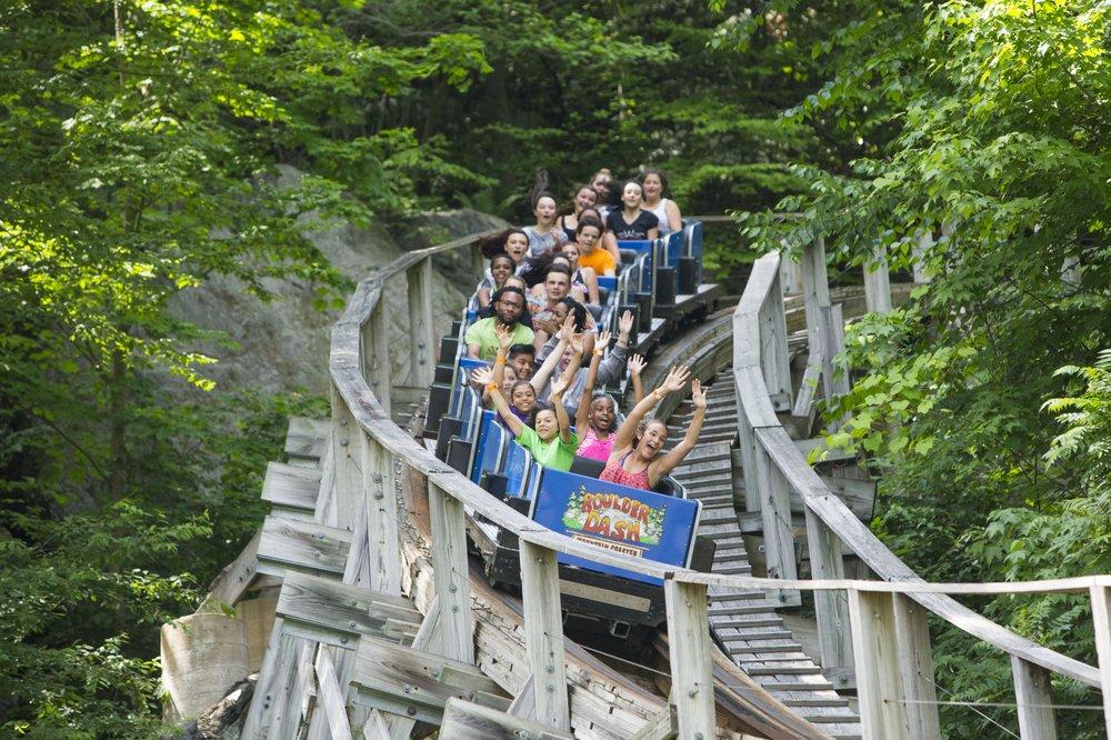 Lake Compounce Amusement Park: 186 Enterprise Dr, Bristol, CT