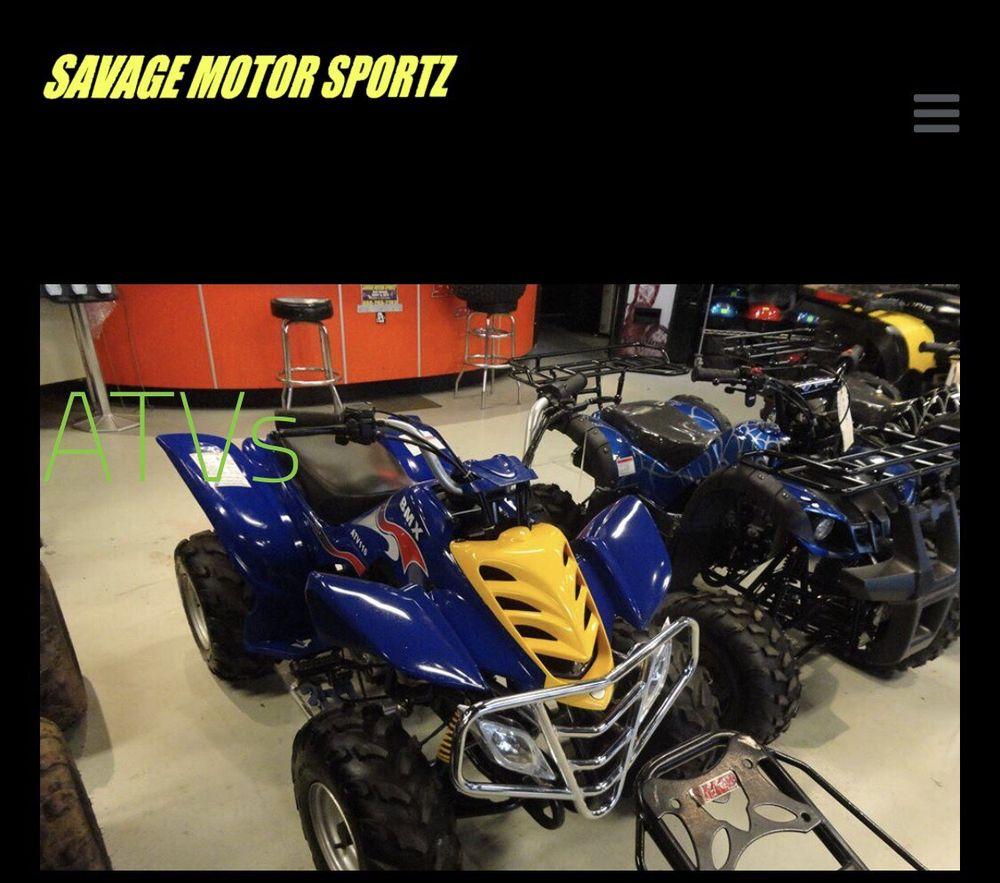Savage Motor Sportz: 599 Hazard Ave, Enfield, CT