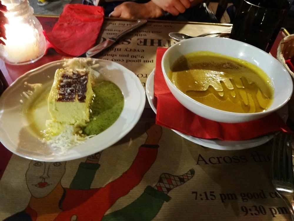 ricotta potato cake pumpkin soup yelp