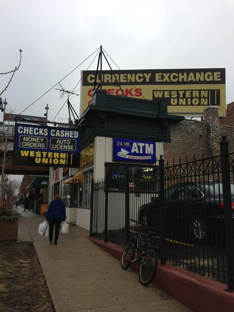 Montrose-Ravenswood Currency Exchange