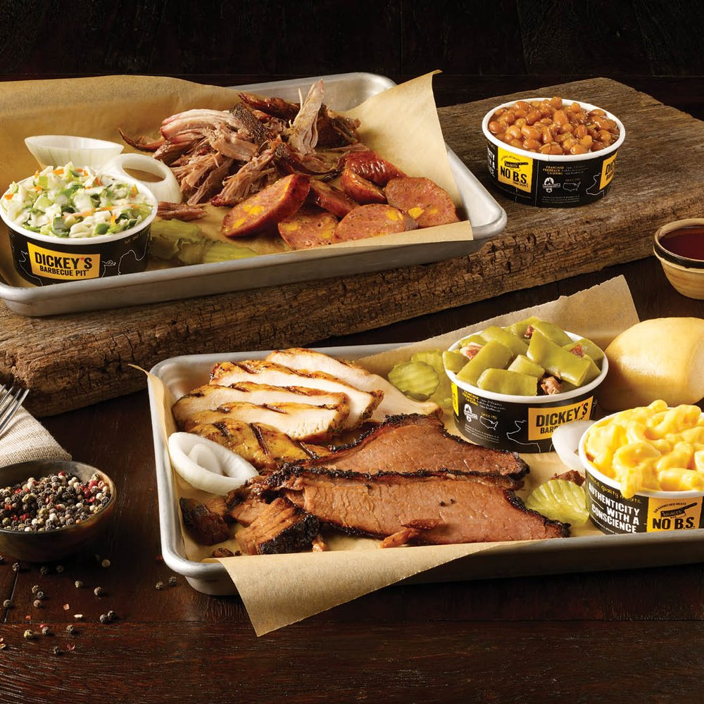 Dickey's Barbecue Pit: 2159 Hwy 15 N, Laurel, MS